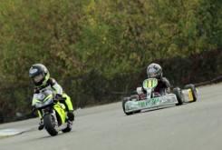 Fast Racer Kids Kart vs Minimoto 19