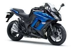 Kawasaki Z1000SX 9
