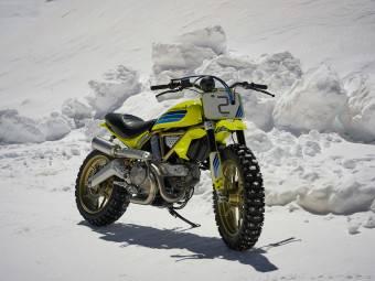 Preparaciones Ducati Scrambler 12
