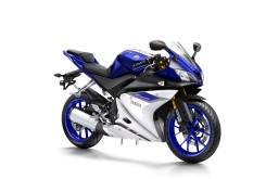 Yamaha YZF R125 10