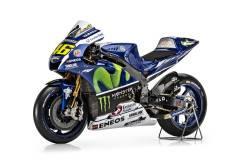 Yamaha YZR-M1 2016 - Valentino Rossi