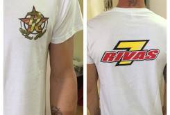 Merchandising Dani Rivas