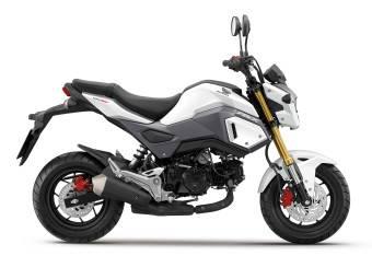 Honda MSX125 20168