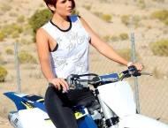 Motocross Modelo Elisabeth Chateau 005