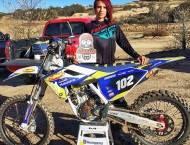 Motocross Modelo Elisabeth Chateau 012