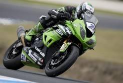 Randy Krummenacher Kawasaki WSS Australia 2016 - Motorbike Magazine
