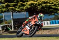 WSBK 2016 - Test Phillip Island