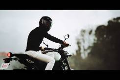 Yamaha XSR900 Neo Retro video 014