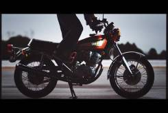 Yamaha XSR900 Neo Retro video 017
