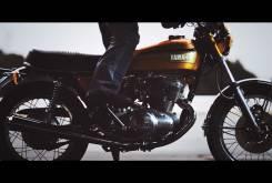 Yamaha XSR900 Neo Retro video 018