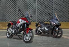 Honda Integra 2016Honda NC750X 02
