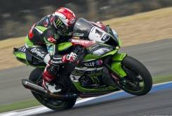 Jonathan Rea Kawasaki WSBK Tailandia 2016 - Motorbike Magazine