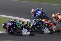 MotoGP Qatar 2016 audiencias