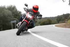 Prueba Honda CB500F 2016