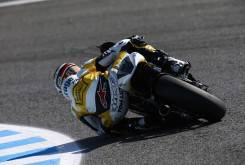 Test Jerez Moto2