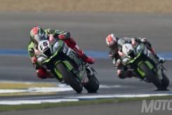 Tom Sykes Jonathan Rea Kawasaki WSBK Tailandia 2016 - Motorbike Magazine