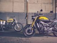 Yamaha XSR900 2