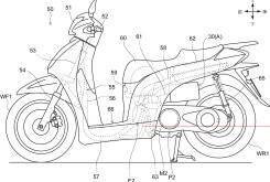 honda scooter hibrido