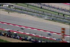 Caida Valentino Rossi Austin 003