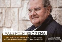 Entrevista Valentín Requena