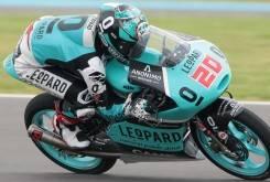 Fabio Quartararo Leopard Moto3 Austin 2016 - Motorbike Magazine