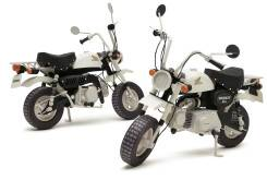 Honda Monkey papel 50 aniversario 01