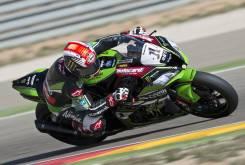 Jonathan Rea Kawasaki WSBK Aragón 2016 - Motorbike Magazine