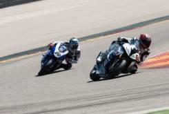 Jordi Torres Alex Lowes WSBK Aragón 2016 - Motorbike Magazine