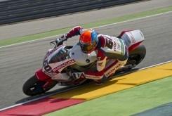 Michael VD Mark Honda WSBK Aragón 2016 - Motorbike Magazine