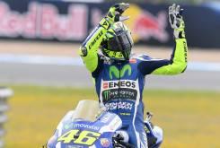MotoGP Jerez 2016 Valentino Rossi pole