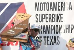 Toni Elías gana en MotoAmerica