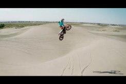 Vídeo Ronnie Renner motocross dunas 01