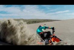 Vídeo Ronnie Renner motocross dunas 03