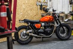 triumph street twin down and out 12
