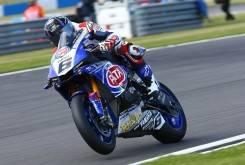 Cameron Beaubier WSBK Donington 2016 - Motorbike Magazine