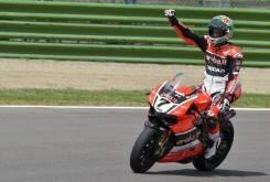 Chaz Davies Ducati WSBK Imola 2016 - Motorbike Magazine