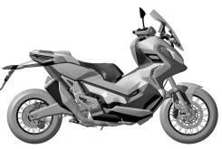 Honda X-ADV Cirty Adventure 2017