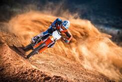 KTM 350 SX F MY 2017 Action