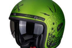 MBKScorpion belfast fender green black