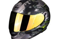 MBKScorpion exo 510 likid matt black neon yellow