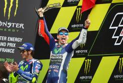 MotoGP Le Mans 2016 Jorge Lorenzo victoria