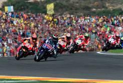 MotoGP Valencia 2016 horarios