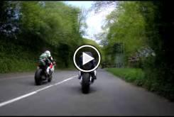 Video Ian Hutchinson TT 2015