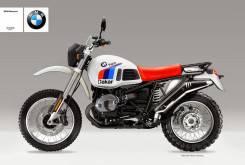 BMW R80 GS Homage 2017 0