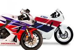 Honda CBR600RR Euro4 RIP