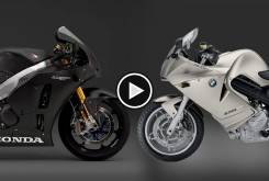 Play BMW F 800 ST vs Honda RC213VS 01