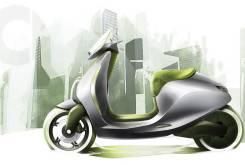 Smart eScooter 9