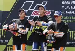 Valentino Rossi y Marc Marquez GP Catalunya 2016 02