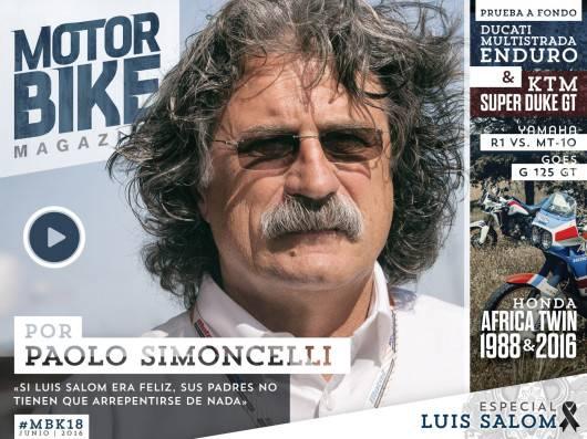 Portada #MBK18Por Paolo Simoncelli