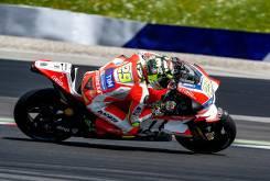 Andrea Iannone Test MotoGP Austria 2016
